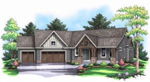 Excelsior New Model Home for Sale 6400 Landings