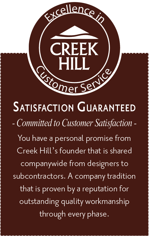 Creek Hill Satisfaction Icon