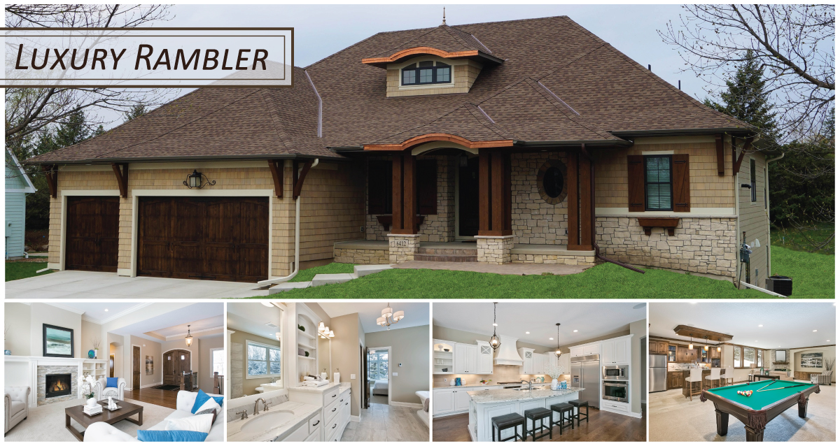 6412 Luxury Rambler CreekHill Custom Homes