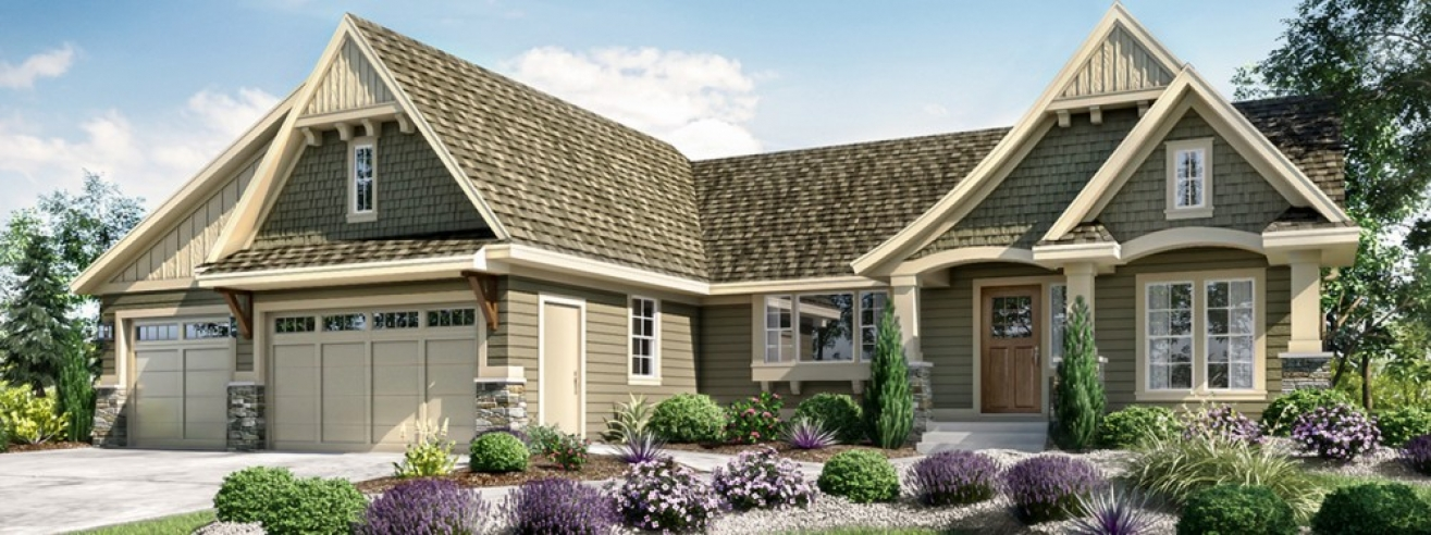 Excelsior New Model Home for Sale 3651 Landings
